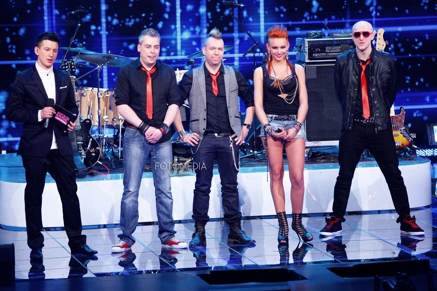 Must Be The Music. Tylko Muzyka. Polsat - pierwszy odcinek na żywo - reportaż ze studia 25