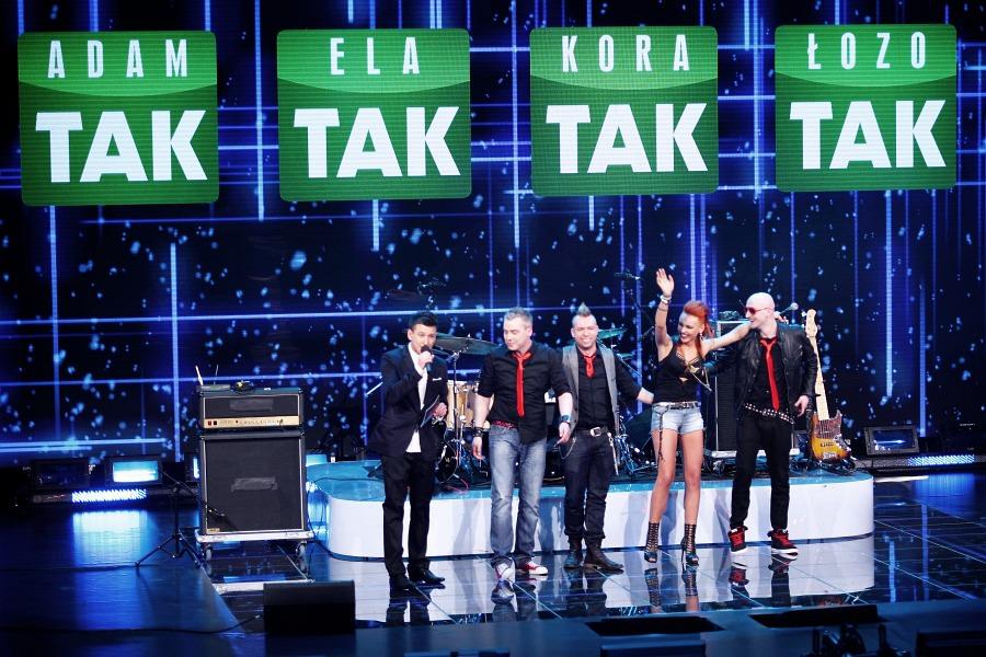 Must Be The Music. Tylko Muzyka. Polsat - pierwszy odcinek na żywo - reportaż ze studia 26