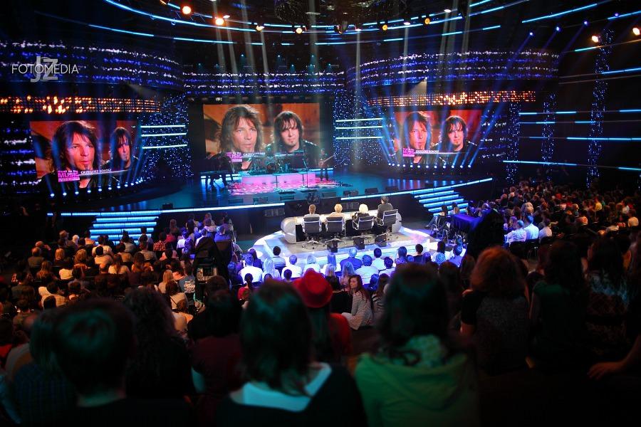 Must Be The Music. Tylko Muzyka. Polsat - pierwszy odcinek na żywo - reportaż ze studia 33
