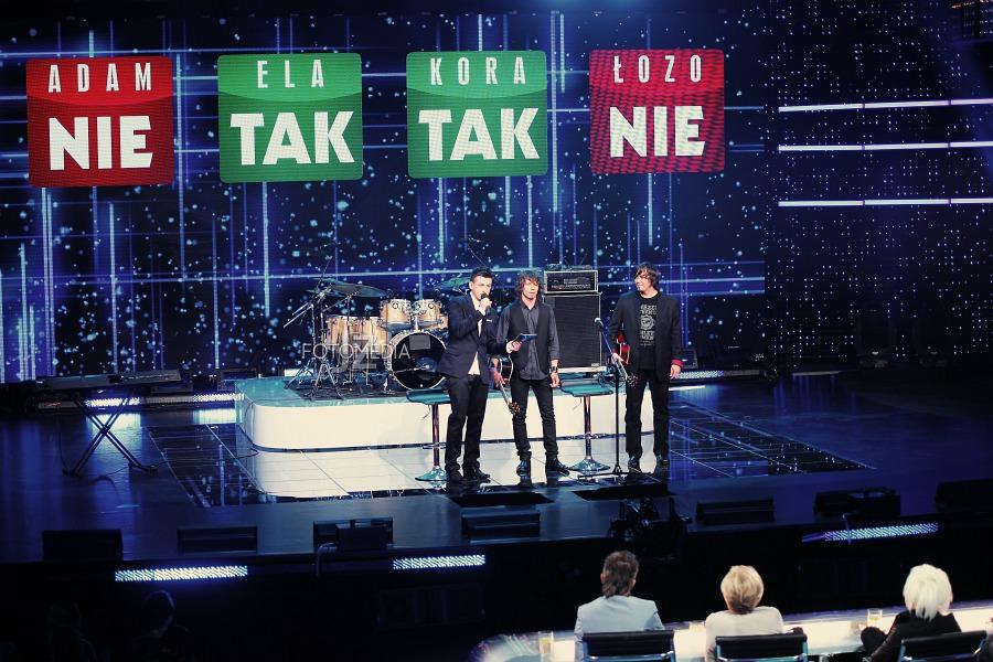 Must Be The Music. Tylko Muzyka. Polsat - pierwszy odcinek na żywo - reportaż ze studia 38