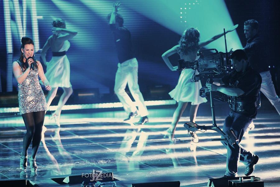 Must Be The Music. Tylko Muzyka. Polsat - pierwszy odcinek na żywo - reportaż ze studia 46