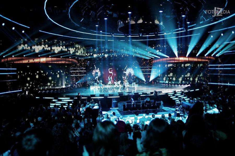 Must Be The Music. Tylko Muzyka. Polsat - pierwszy odcinek na żywo - reportaż ze studia 44