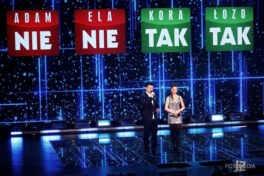 Must Be The Music. Tylko Muzyka. Polsat - pierwszy odcinek na żywo - reportaż ze studia 48