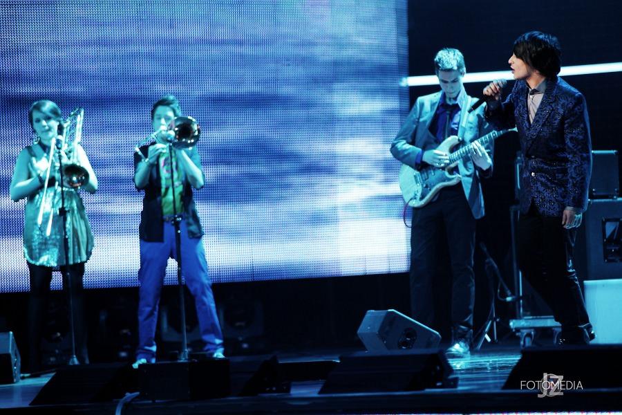 Must Be The Music. Tylko Muzyka. Polsat - pierwszy odcinek na żywo - reportaż ze studia 59