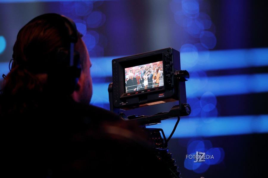 Must Be The Music. Tylko Muzyka. Polsat - pierwszy odcinek na żywo - reportaż ze studia 65