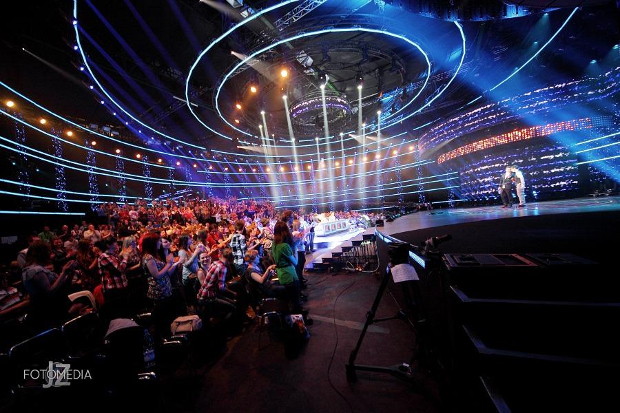 Must Be The Music. Tylko Muzyka. Polsat - pierwszy odcinek na żywo - reportaż ze studia 68