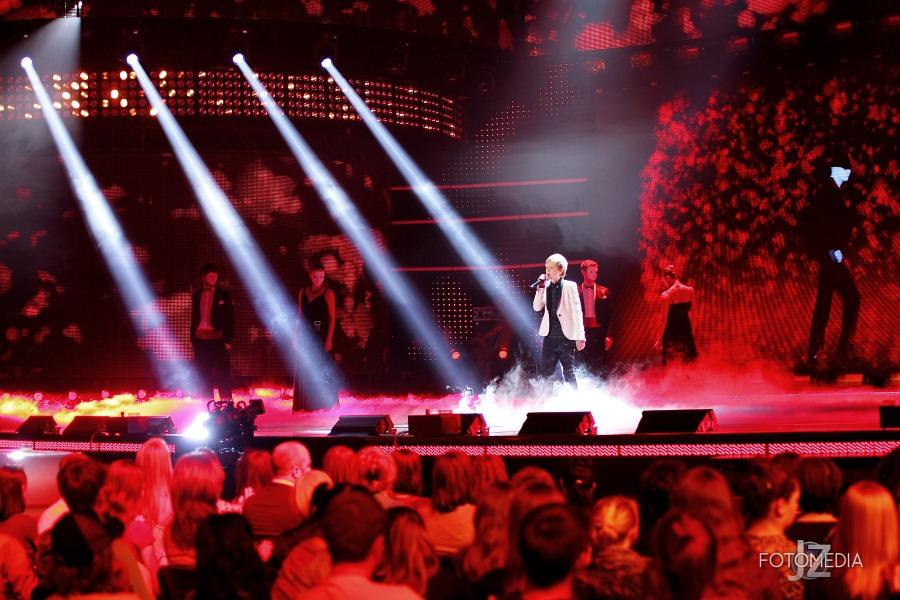 Must Be The Music. Tylko Muzyka. Polsat - pierwszy odcinek na żywo - reportaż ze studia 73