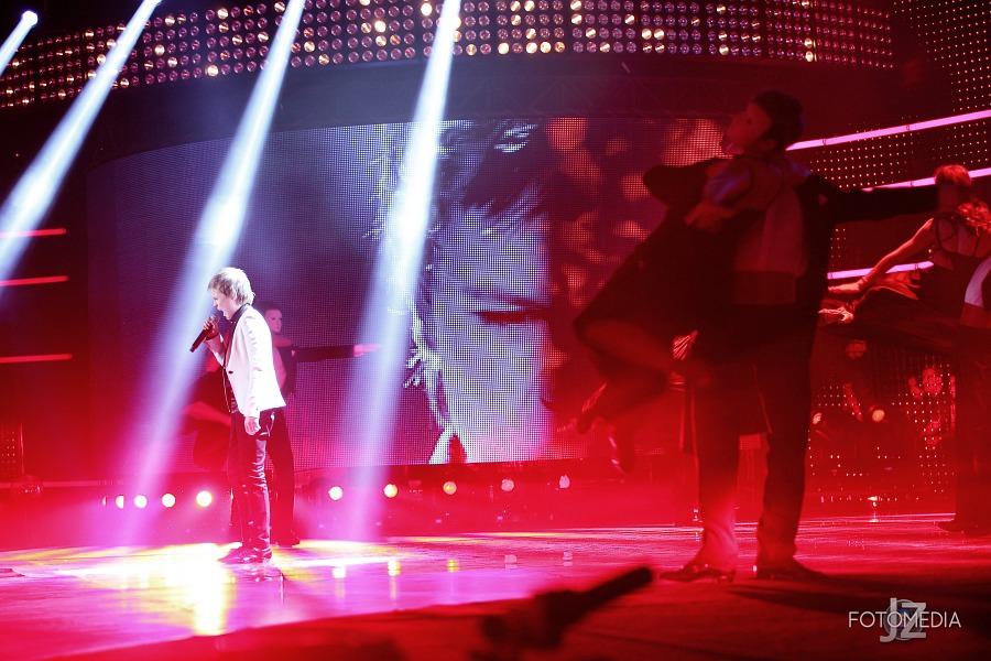 Must Be The Music. Tylko Muzyka. Polsat - pierwszy odcinek na żywo - reportaż ze studia 76