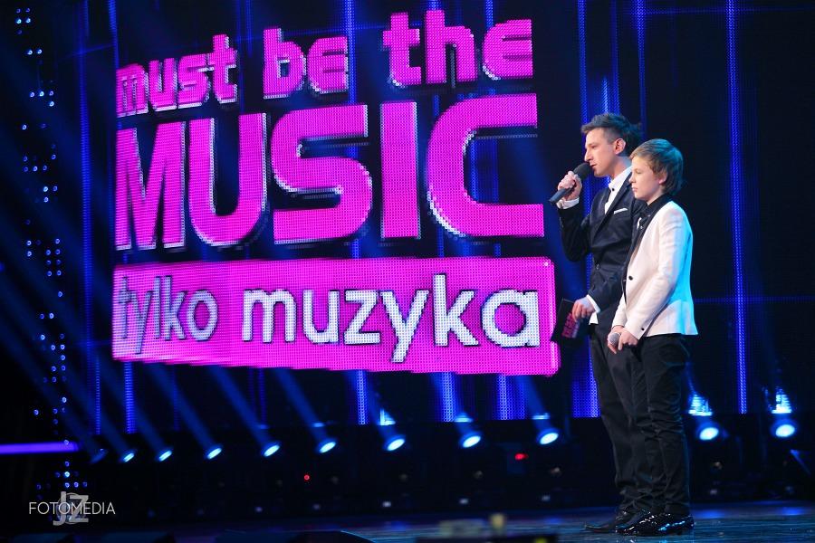 Must Be The Music. Tylko Muzyka. Polsat - pierwszy odcinek na żywo - reportaż ze studia 78