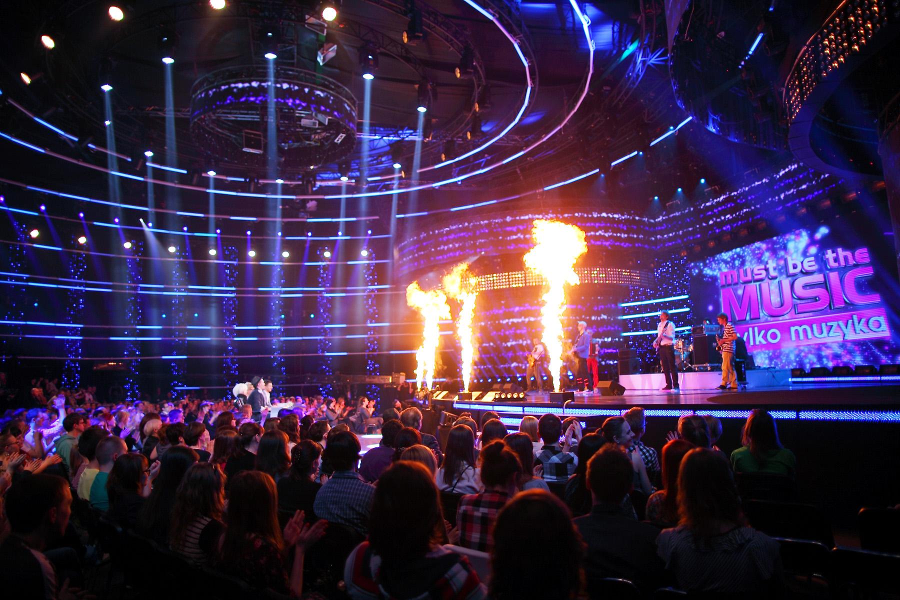 Must Be The Music. Tylko Muzyka. Polsat – pierwszy odcinek na żywo – reportaż ze studia