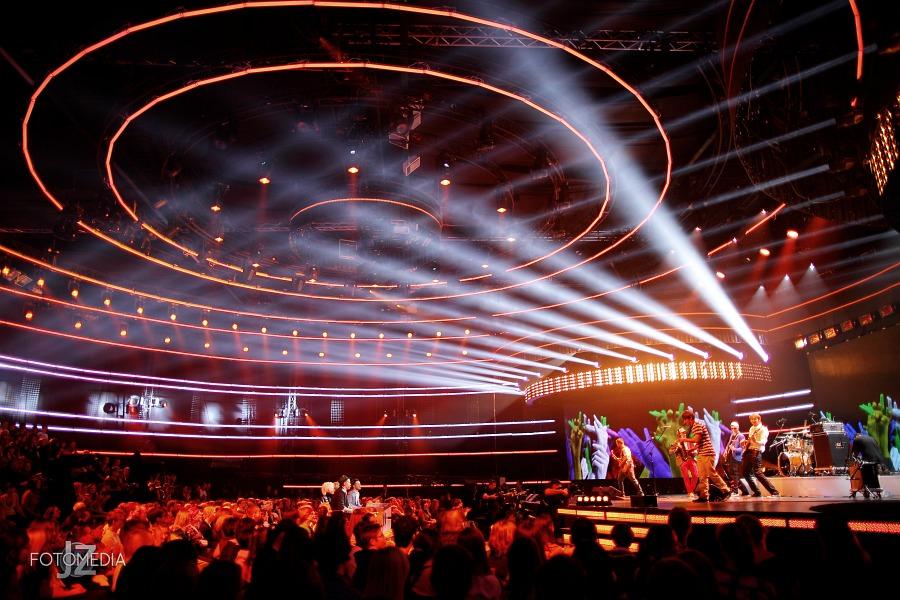 Must Be The Music. Tylko Muzyka. Polsat - pierwszy odcinek na żywo - reportaż ze studia 81