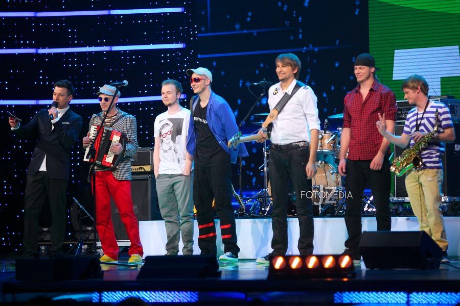 Must Be The Music. Tylko Muzyka. Polsat - pierwszy odcinek na żywo - reportaż ze studia 84