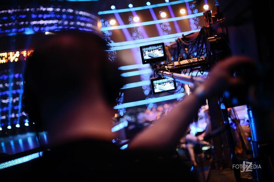 Must Be The Music. Tylko Muzyka. Polsat - pierwszy odcinek na żywo - reportaż ze studia 90