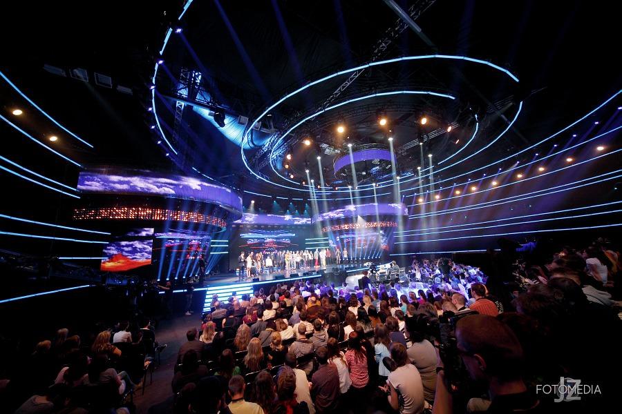 Must Be The Music. Tylko Muzyka. Polsat - pierwszy odcinek na żywo - reportaż ze studia 106