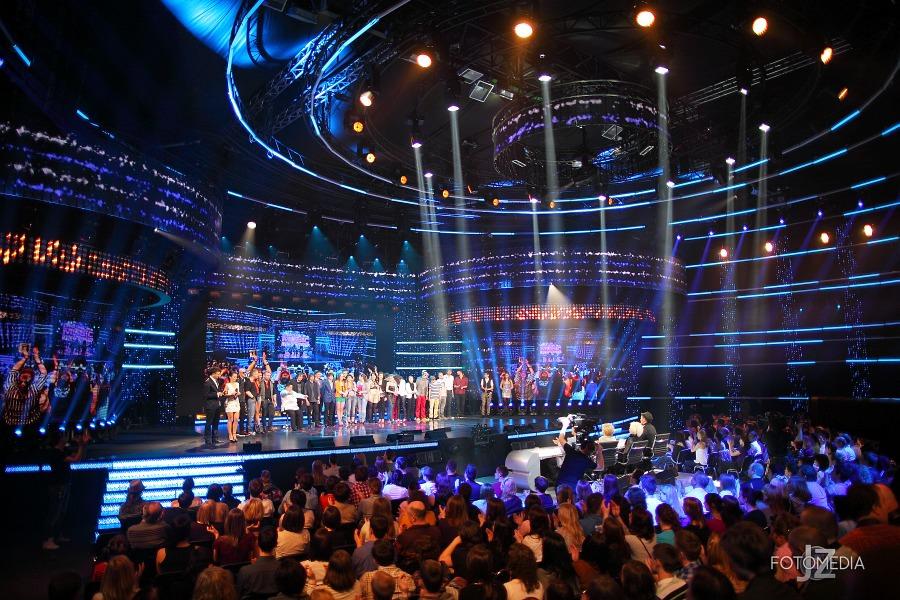 Must Be The Music. Tylko Muzyka. Polsat - pierwszy odcinek na żywo - reportaż ze studia 101