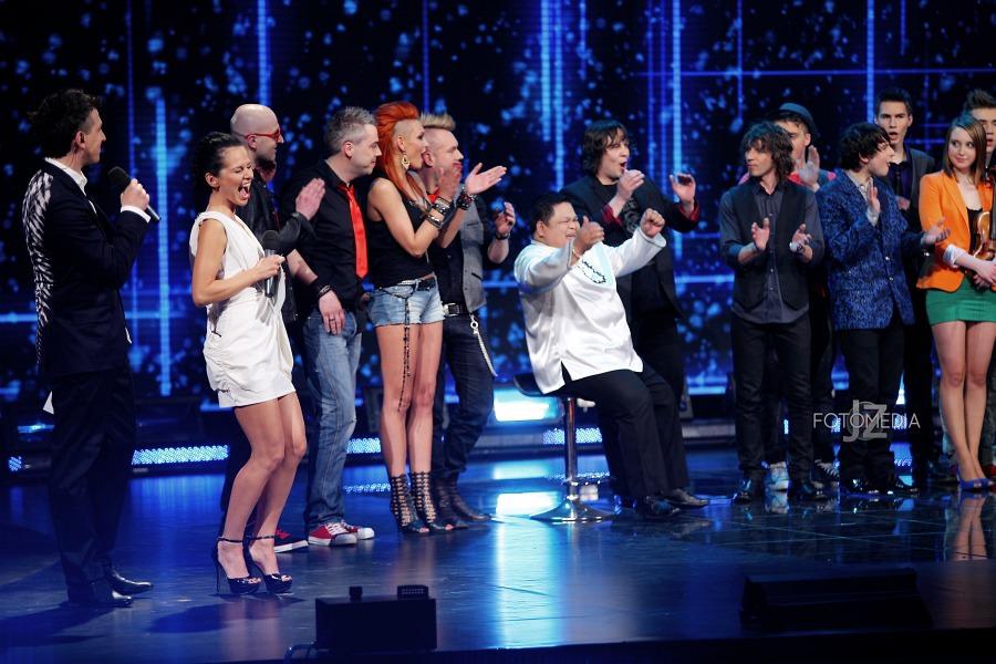 Must Be The Music. Tylko Muzyka. Polsat - pierwszy odcinek na żywo - reportaż ze studia 104