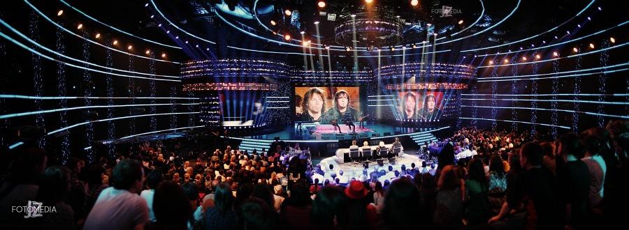 Must Be The Music. Tylko Muzyka. Polsat - pierwszy odcinek na żywo - reportaż ze studia 1