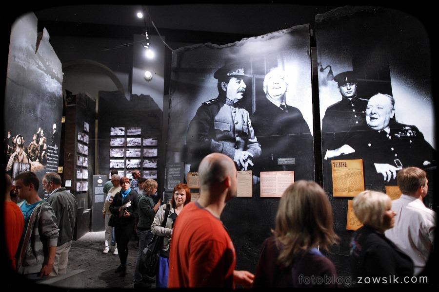 Noc Muzeów 2011 Warszawa – Muzeum Powstania Warszawskiego i Muzeum Marii Skłodowskiej-Curie 14