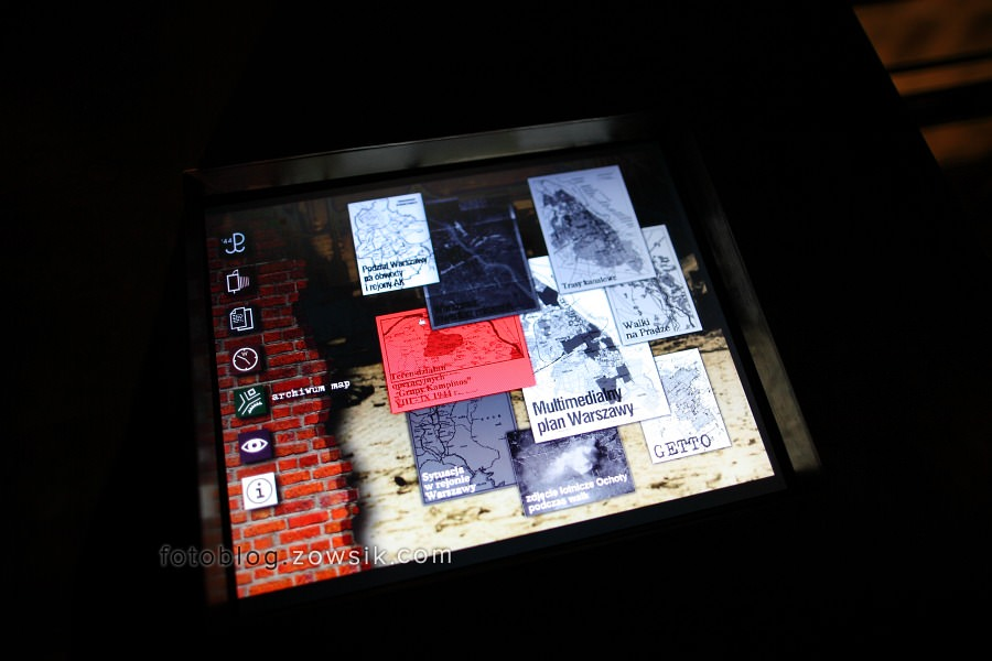 Noc Muzeów 2011 Warszawa – Muzeum Powstania Warszawskiego i Muzeum Marii Skłodowskiej-Curie 21