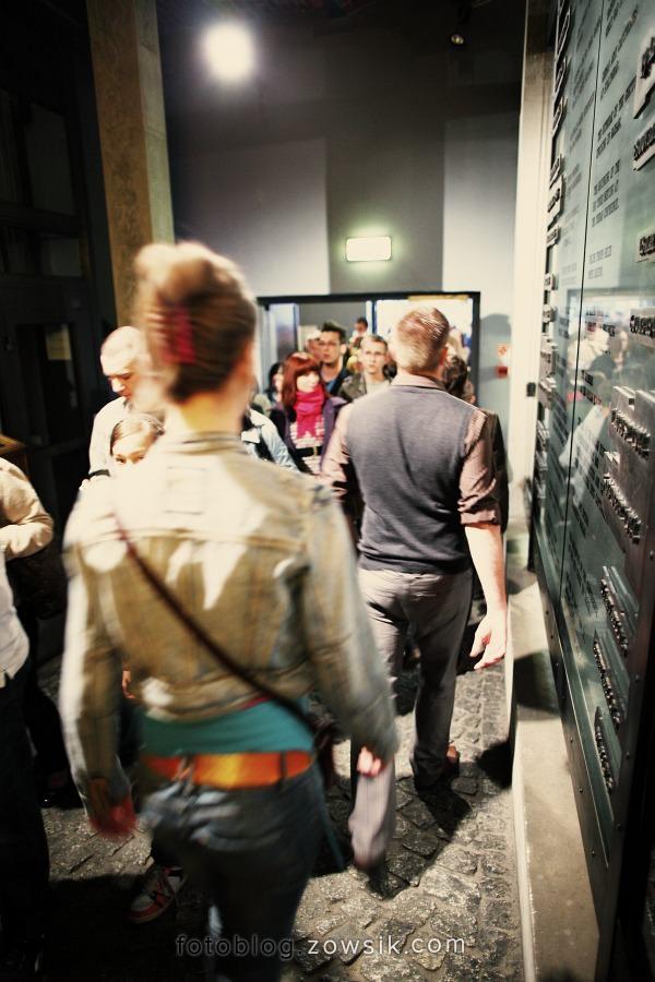 Noc Muzeów 2011 Warszawa – Muzeum Powstania Warszawskiego i Muzeum Marii Skłodowskiej-Curie 2
