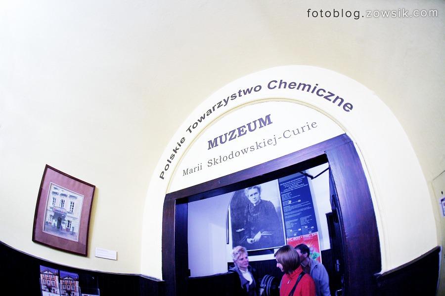 Noc Muzeów 2011 Warszawa – Muzeum Powstania Warszawskiego i Muzeum Marii Skłodowskiej-Curie 30