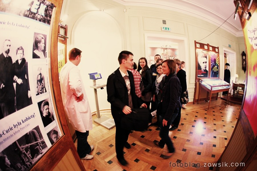 Noc Muzeów 2011 Warszawa – Muzeum Powstania Warszawskiego i Muzeum Marii Skłodowskiej-Curie 31
