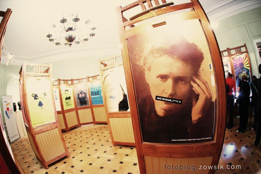 Noc Muzeów 2011 Warszawa – Muzeum Powstania Warszawskiego i Muzeum Marii Skłodowskiej-Curie 41