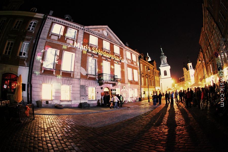 Noc Muzeów 2011 Warszawa – Muzeum Powstania Warszawskiego i Muzeum Marii Skłodowskiej-Curie 38