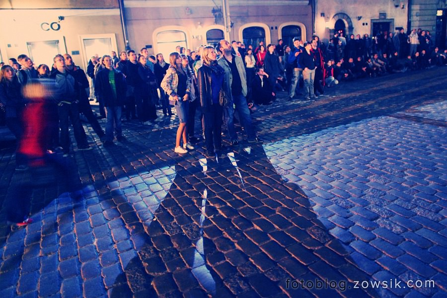 Noc Muzeów 2011 Warszawa – Muzeum Powstania Warszawskiego i Muzeum Marii Skłodowskiej-Curie 35