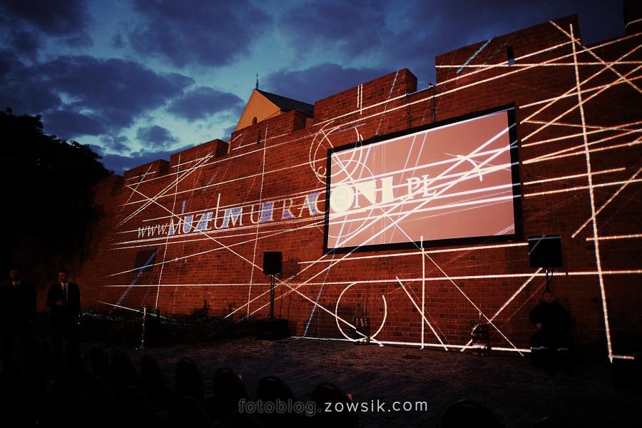 Noc Muzeów 2011 Warszawa – Muzeum Utracone i Zamek Królewski. 1