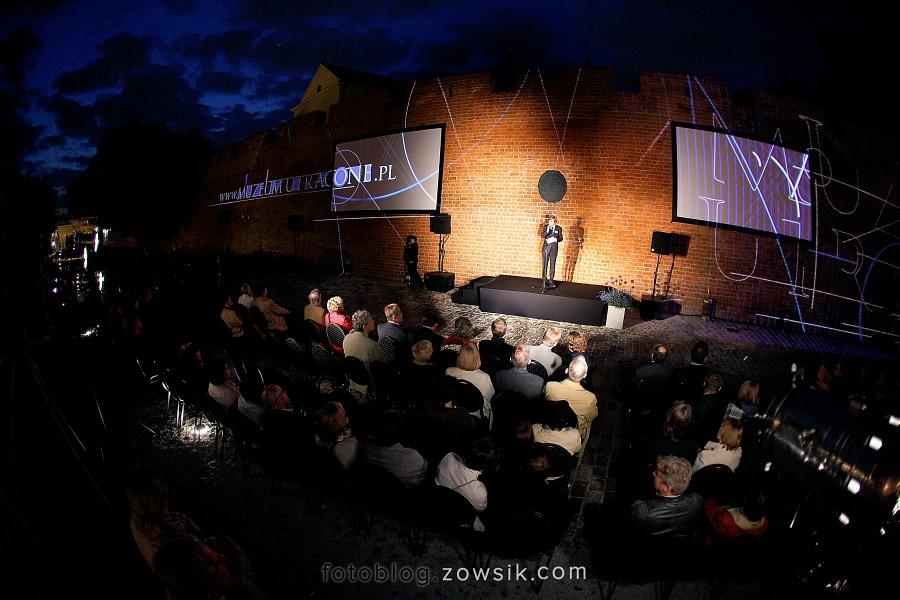 Noc Muzeów 2011 Warszawa – Muzeum Utracone i Zamek Królewski. 5