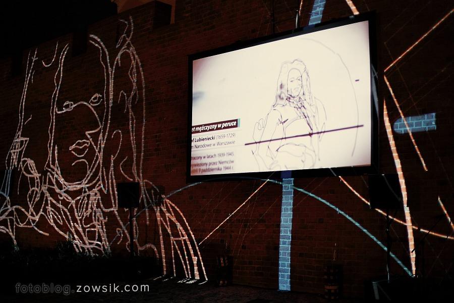 Noc Muzeów 2011 Warszawa – Muzeum Utracone i Zamek Królewski. 8
