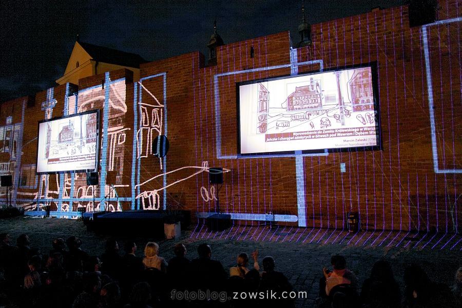 Noc Muzeów 2011 Warszawa – Muzeum Utracone i Zamek Królewski. 9