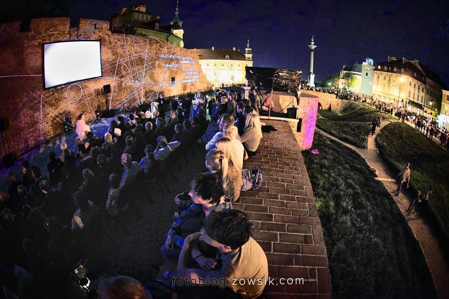 Noc Muzeów 2011 Warszawa – Muzeum Utracone i Zamek Królewski. 10