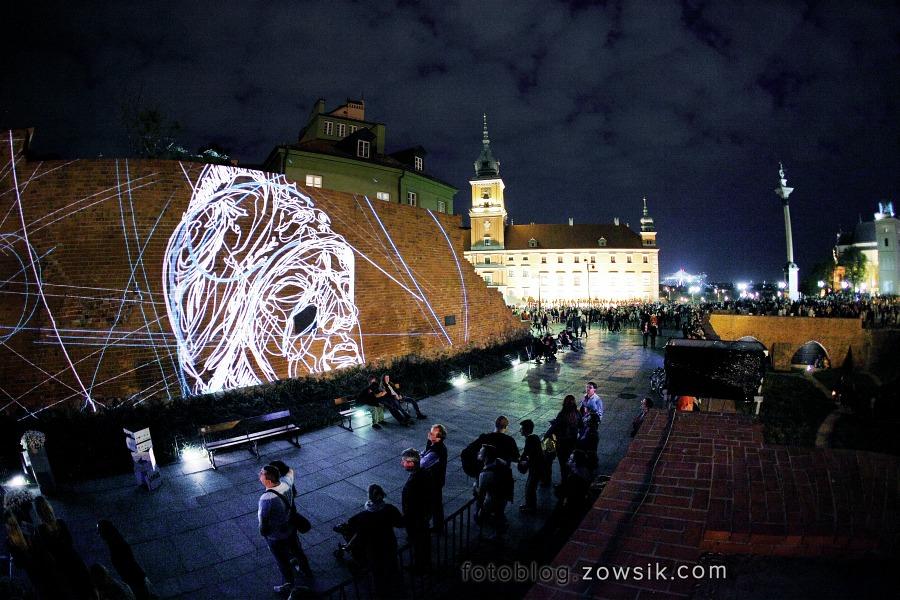 Noc Muzeów 2011 Warszawa – Muzeum Utracone i Zamek Królewski. 14