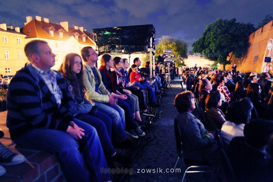 Noc Muzeów 2011 Warszawa – Muzeum Utracone i Zamek Królewski. 16