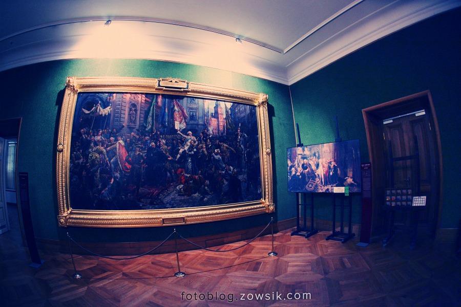 Noc Muzeów 2011 Warszawa – Muzeum Utracone i Zamek Królewski. 30