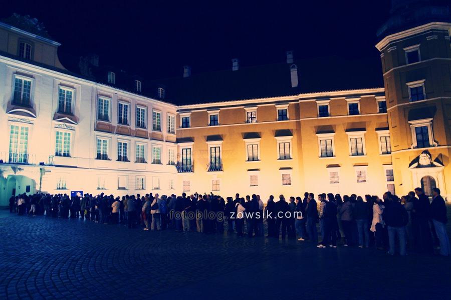 Noc Muzeów 2011 Warszawa – Muzeum Utracone i Zamek Królewski. 31