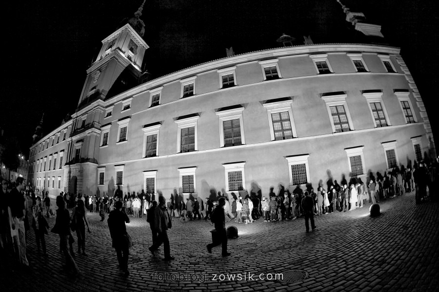 Noc Muzeów 2011 Warszawa – Muzeum Utracone i Zamek Królewski. 32