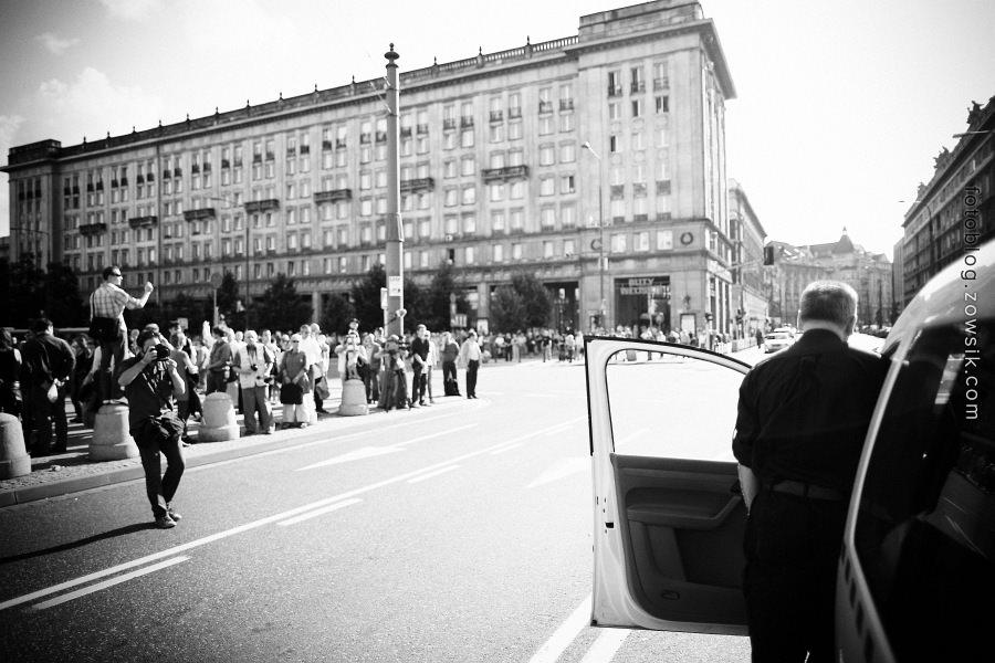 67 rocznica wybuchu Powstania Warszawskiego. Pl. Konstytucji godz. 17:00 10