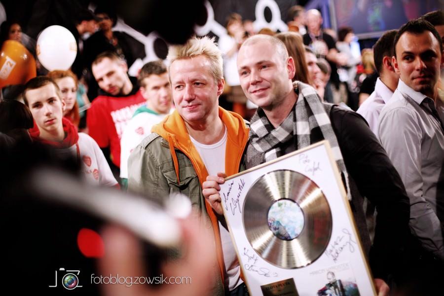 Warszawa – 20 Finał Wielkiej Orkiestry Świątecznej Pomocy (8 styczeń 2012). 38