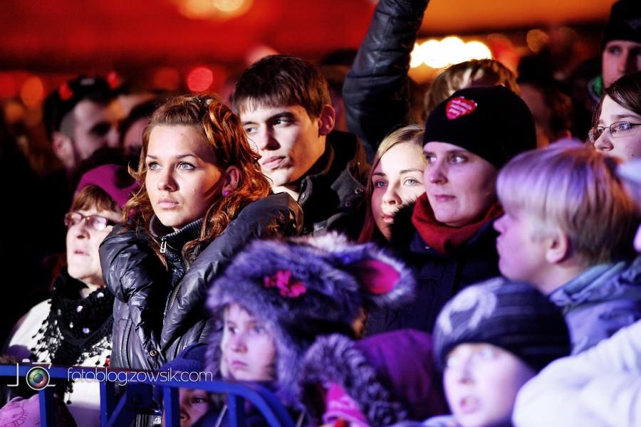 Warszawa – 20 Finał Wielkiej Orkiestry Świątecznej Pomocy (8 styczeń 2012). 50