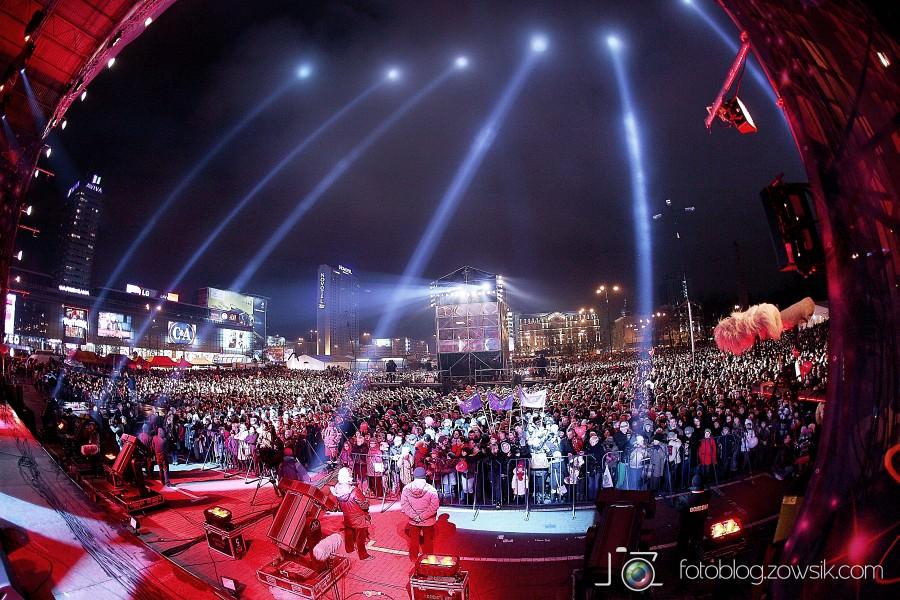 Warszawa – 20 Finał Wielkiej Orkiestry Świątecznej Pomocy (8 styczeń 2012). 49