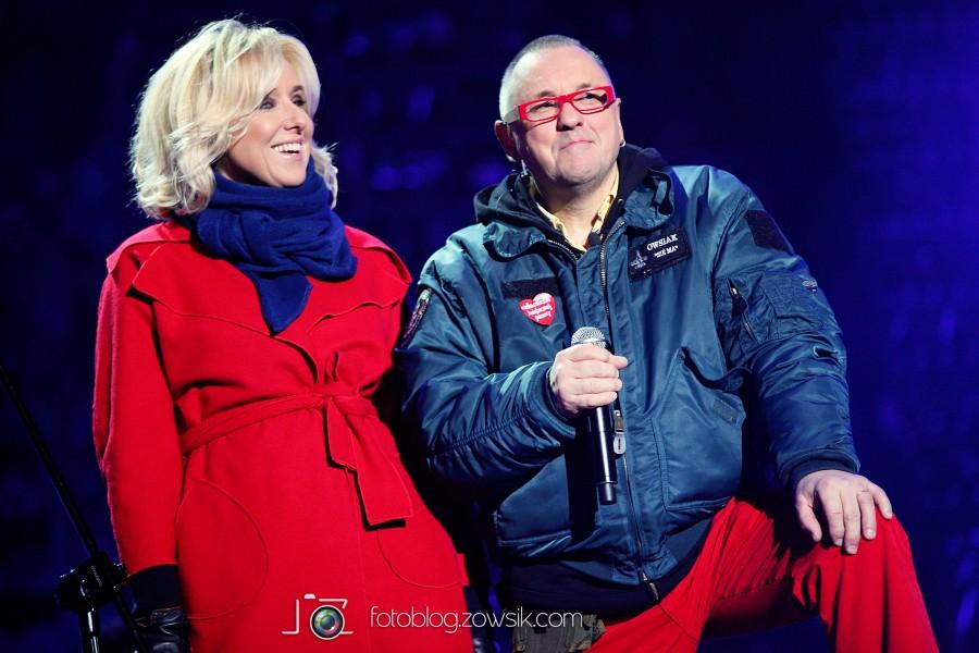 Warszawa – 20 Finał Wielkiej Orkiestry Świątecznej Pomocy (8 styczeń 2012). 55