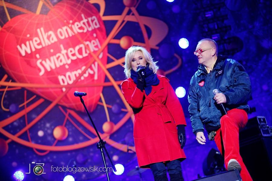 Warszawa – 20 Finał Wielkiej Orkiestry Świątecznej Pomocy (8 styczeń 2012). 57