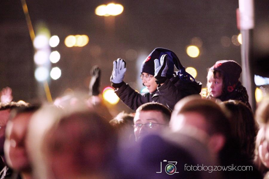 Warszawa – 20 Finał Wielkiej Orkiestry Świątecznej Pomocy (8 styczeń 2012). 56
