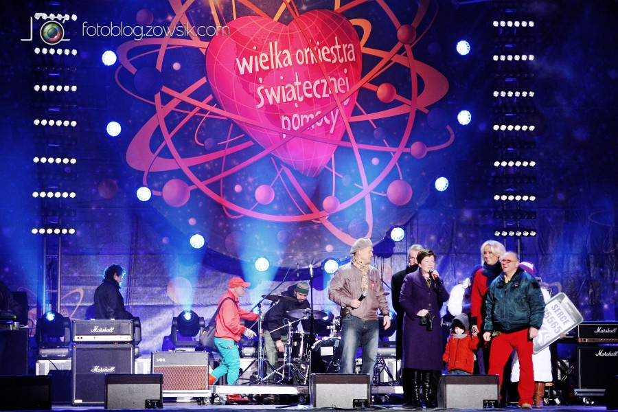 Warszawa – 20 Finał Wielkiej Orkiestry Świątecznej Pomocy (8 styczeń 2012). 62