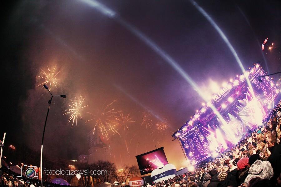 Warszawa – 20 Finał Wielkiej Orkiestry Świątecznej Pomocy (8 styczeń 2012). 64