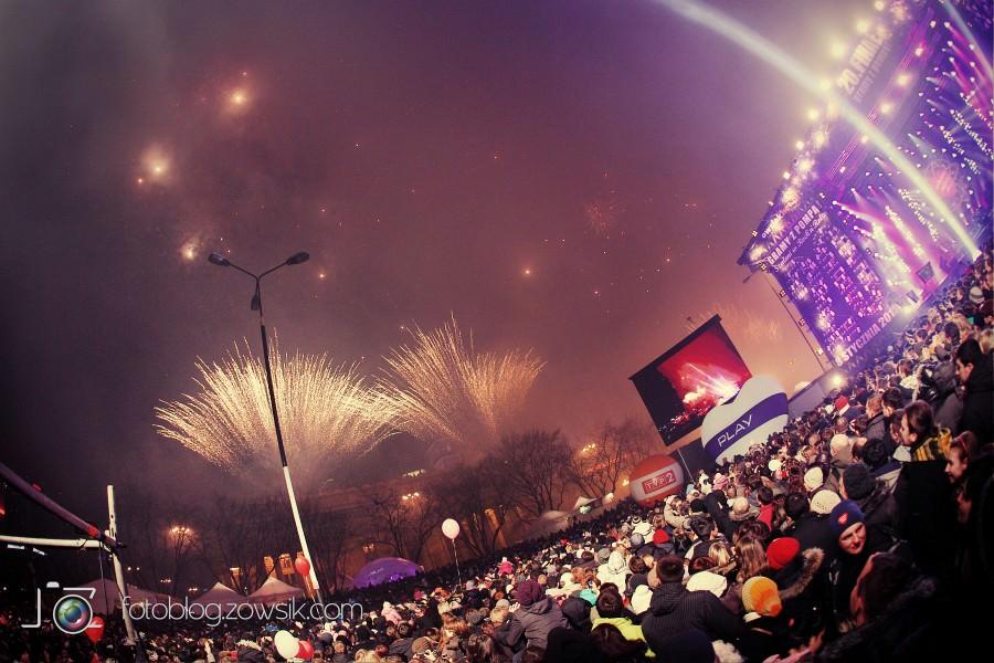 Warszawa – 20 Finał Wielkiej Orkiestry Świątecznej Pomocy (8 styczeń 2012). 65