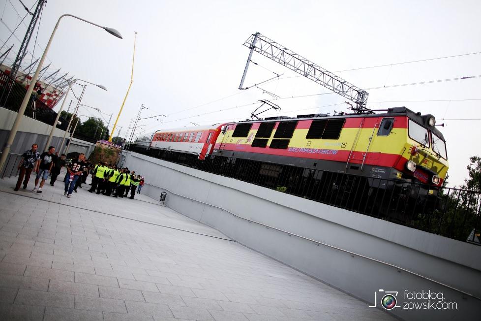 UEFA EURO 2012. Mecz Polska – Rosja. Reportaż od Stadionu do strefy kibica. Warszawa. 3